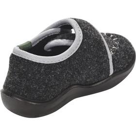 Kamik Cozylodge Shoes Kinder black/charcoal-noir/charbon